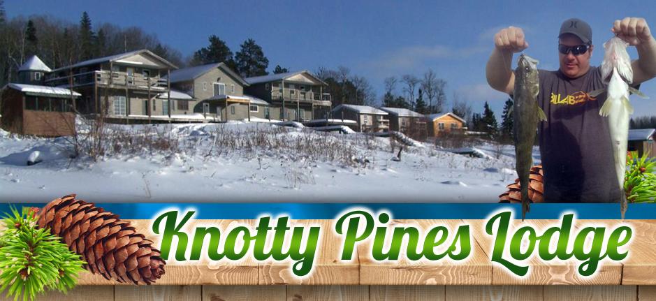 Knotty Pines Lodge Slide 1